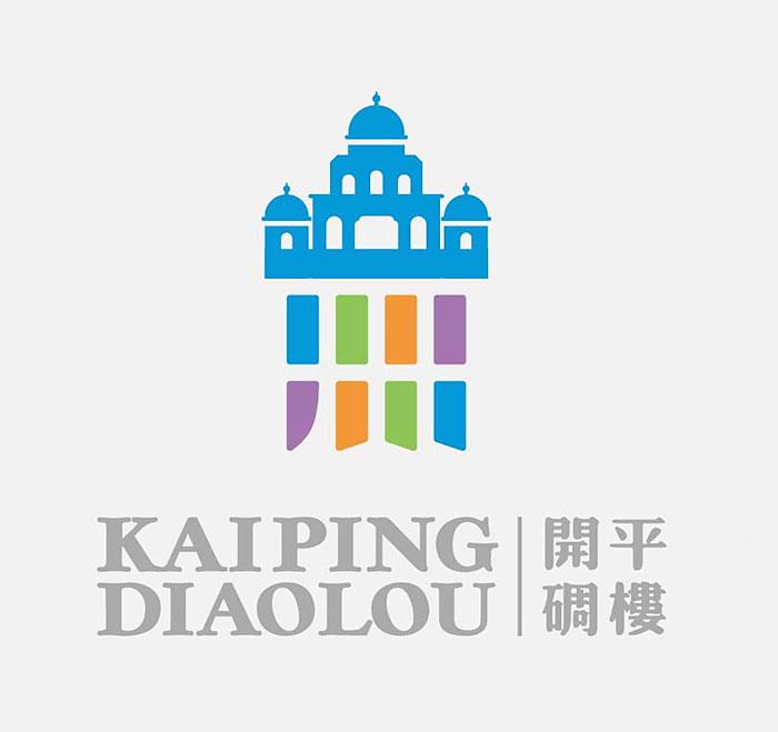 文旅小鎮logo標志vi設計