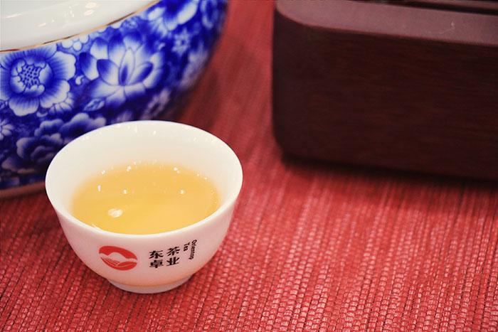 东卓原茶  引领华夏——西安站